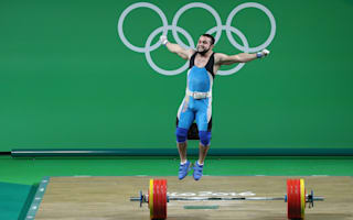 Rio 2016: Records fall as Rahimov wins gold, Karapetyan hurt