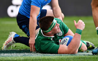 Schmidt hails hat-trick hero Stander and Ireland character in record win
