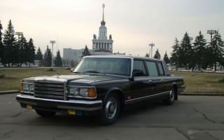 Ex-president Gorbachov's armoured limo for sale