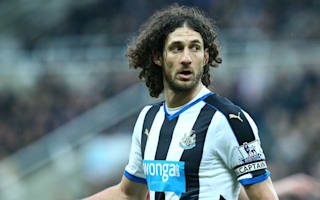 Coloccini heads home following Newcastle exit