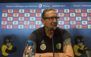 Leekens quits after Algeria's AFCON exit
