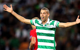 Mahrez told me all about Leicester - Slimani