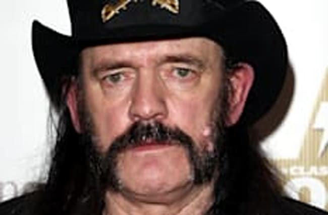 Life-size statue of Motorhead's Lemmy to be unveiled