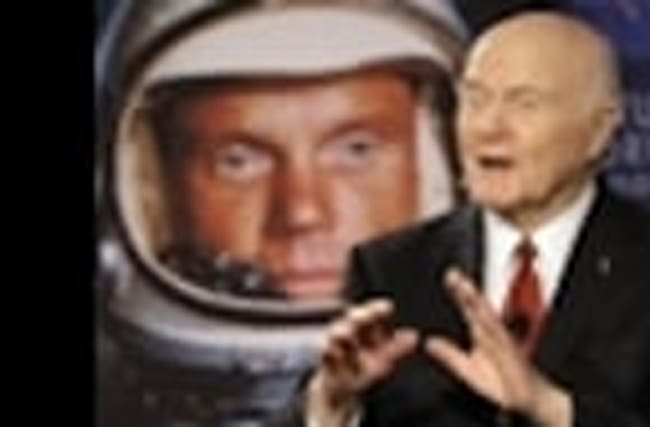 Former NASA Chief: Glenn a 'Remarkable American'