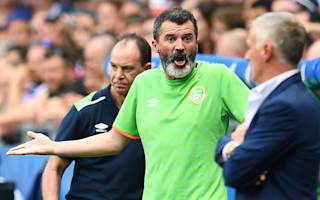 O'Neill tells Keane: It is either club or country
