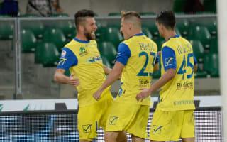 Chievo 2 Inter 0: Birsa double deals De Boer debut blow