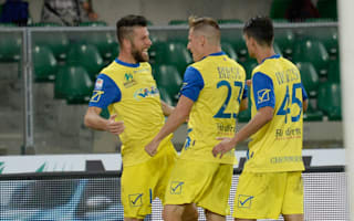 Chievo 2 Inter 0: Birsa double deals De Boer debut blow