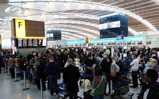 Chaos at Heathrow as 250 flights to be cancelled today