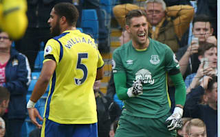 Stekelenburg: Will Phil Jagielka buy me dinner?
