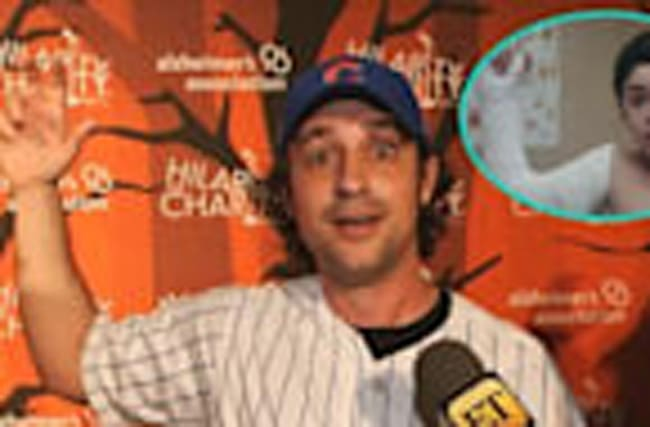 Thomas Ian Nicholas Returns as 'Rookie of the Year,' Does Perfect Reenactment!