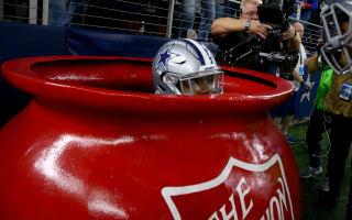 Elliott finds salvation as Cowboys beat Buccaneers