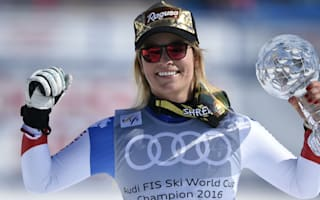 Gut adds super-G crown to overall World Cup title