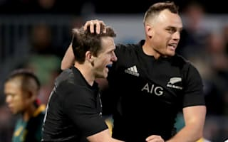 All Blacks stay perfect as Springboks suffer