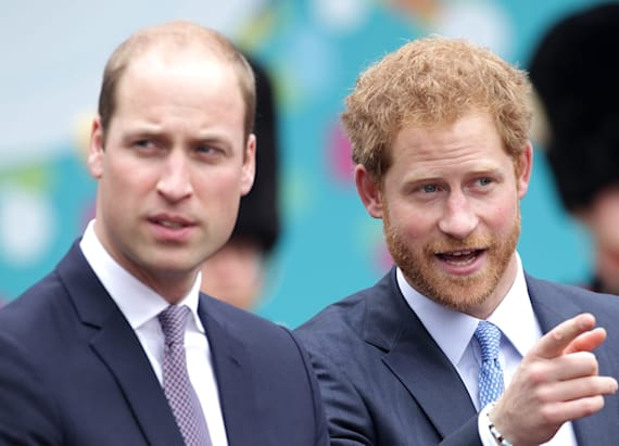 How Prince William and Harry honor Princess Diana