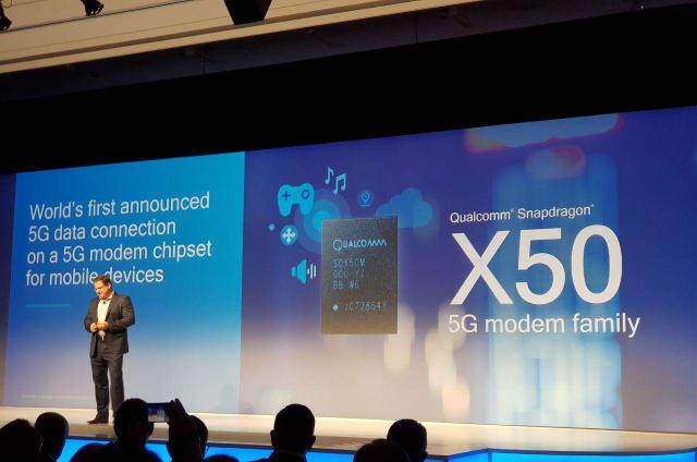 Las conexiones 5G están más cerca que nunca con Qualcomm
