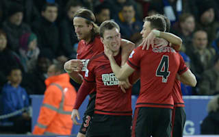 Leicester City 2 West Brom 2: Gardner stunner clips leaders' wings