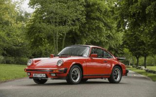 James May's Porsche 911 for sale