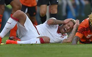 Menez loses part of ear in horror injury on debut