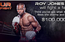 Boxing great Jones Jr will fight fan with $100K on the line