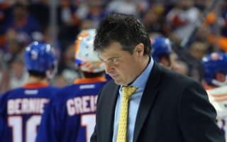 Islanders fire coach Capuano