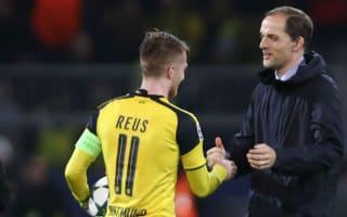 Tuchel hails returning Reus