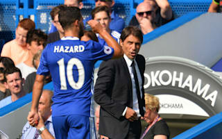 Messi is not selfish - Conte shoots down Fabregas over Hazard advice