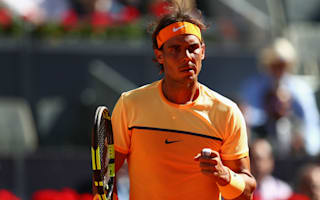 Nadal leads the way, Del Potro claims emotional win