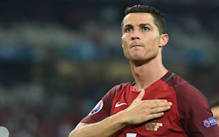 Ronaldo omitted from Portugal squad