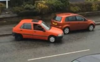Driver takes seven minutes to exit parking space in Bolton