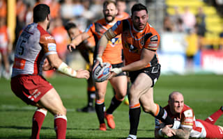 Tigers back on top after downing Dragons