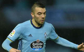 Aspas extends Celta Vigo contract