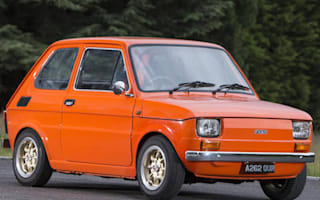 Chris Evans Fiat 126 goes to auction online