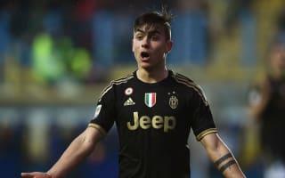 Frosinone 0 Juventus 2: Cuadrado and Dybala extend winning run
