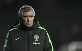 Santos targeting Euro 2016 glory for Portugal