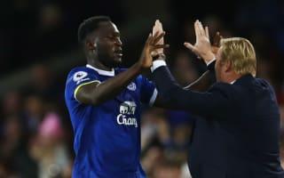 Koeman: Everton need more players with Lukaku's mentality