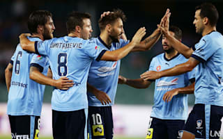 A-League leaders Sydney FC go 20 unbeaten