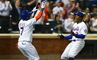 Granderson stars at Citi Field, Astros halt Rangers