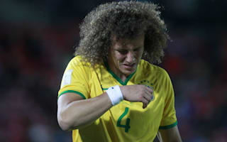 David Luiz's Brazil exile continues as Casemiro returns