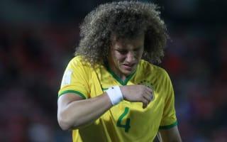 David Luiz's Brazil exile continues as Casemiro returns