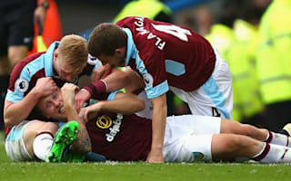Burnley 2 Everton 1: Last-minute Arfield strike earns the points