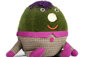 Humpty Dumpty could sell for £1,200 at auction