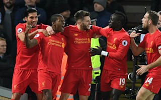 Liverpool 1 Manchester City 0: Wijnaldum sets up battling triumph for Klopp's men