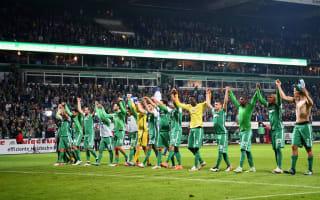 Werder Bremen 6 Stuttgart 2: Crushing win lights up survival fight