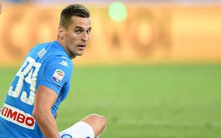 I was followed in Naples - Milik details scary incident