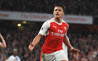 Wenger confident Sanchez will be fit for FA Cup final as Gabriel is ruled out