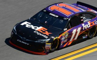 Hamlin claims second NASCAR win of season at Watkins Glen