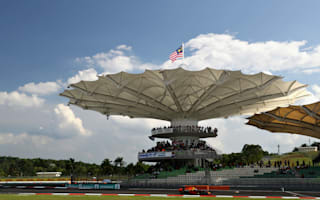 Malaysia to end F1 association