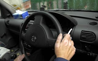 Growing support for smoking ban in cars