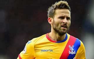 Cabaye injury adds to Crystal Palace crisis ahead of Arsenal derby