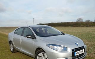 Renault Fluence Z.E. Dynamique: First drive review